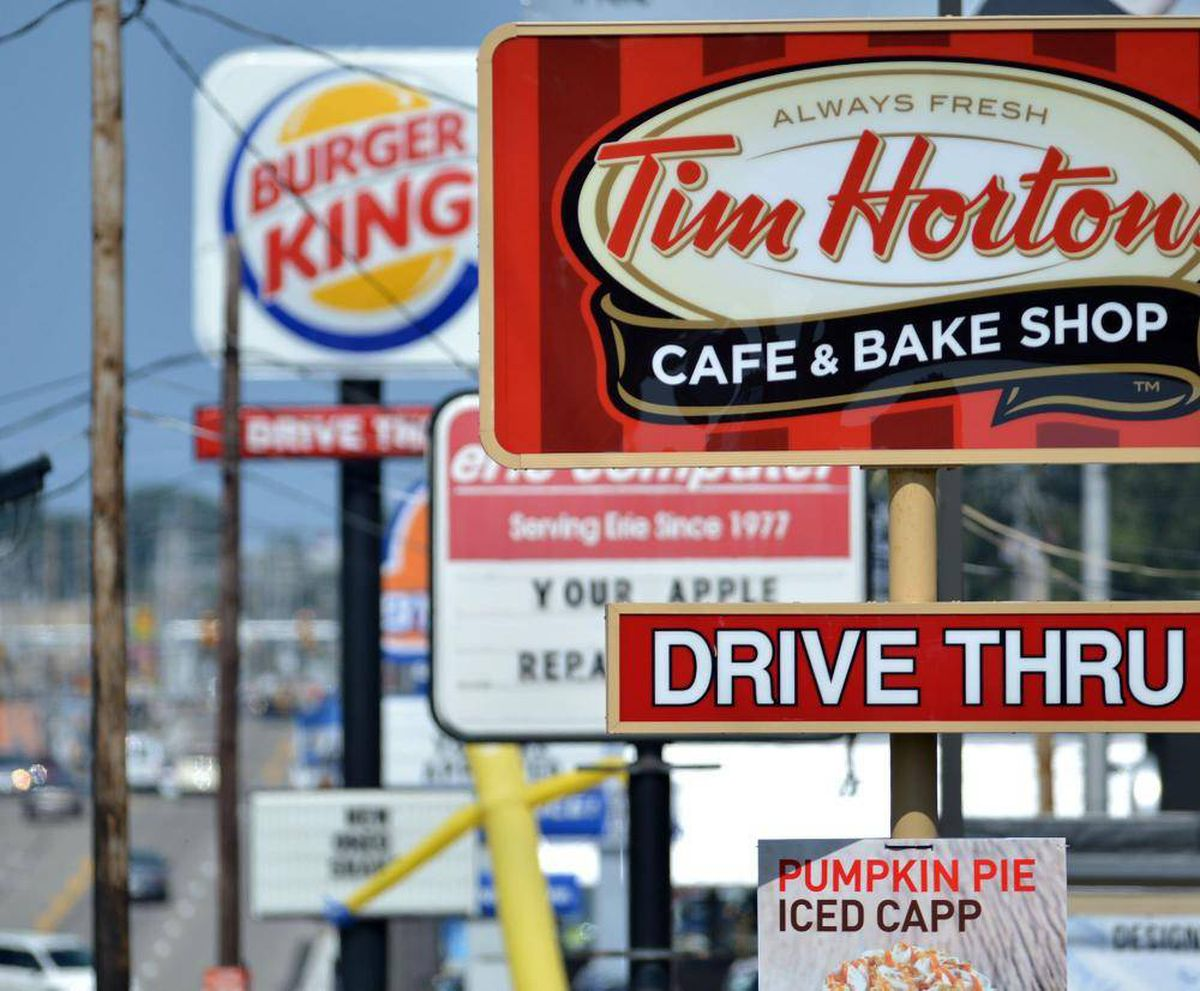 Burger King And Tim Hortons A Beneficial Marriage The Globe And Mail