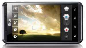 The LG Optimus 3D sells for $474.99 on its own or for $49.99 on a three-year plan through Rogers.