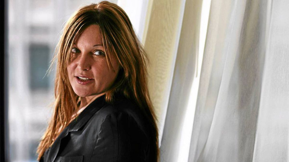 Writer and director Adriana Maggs