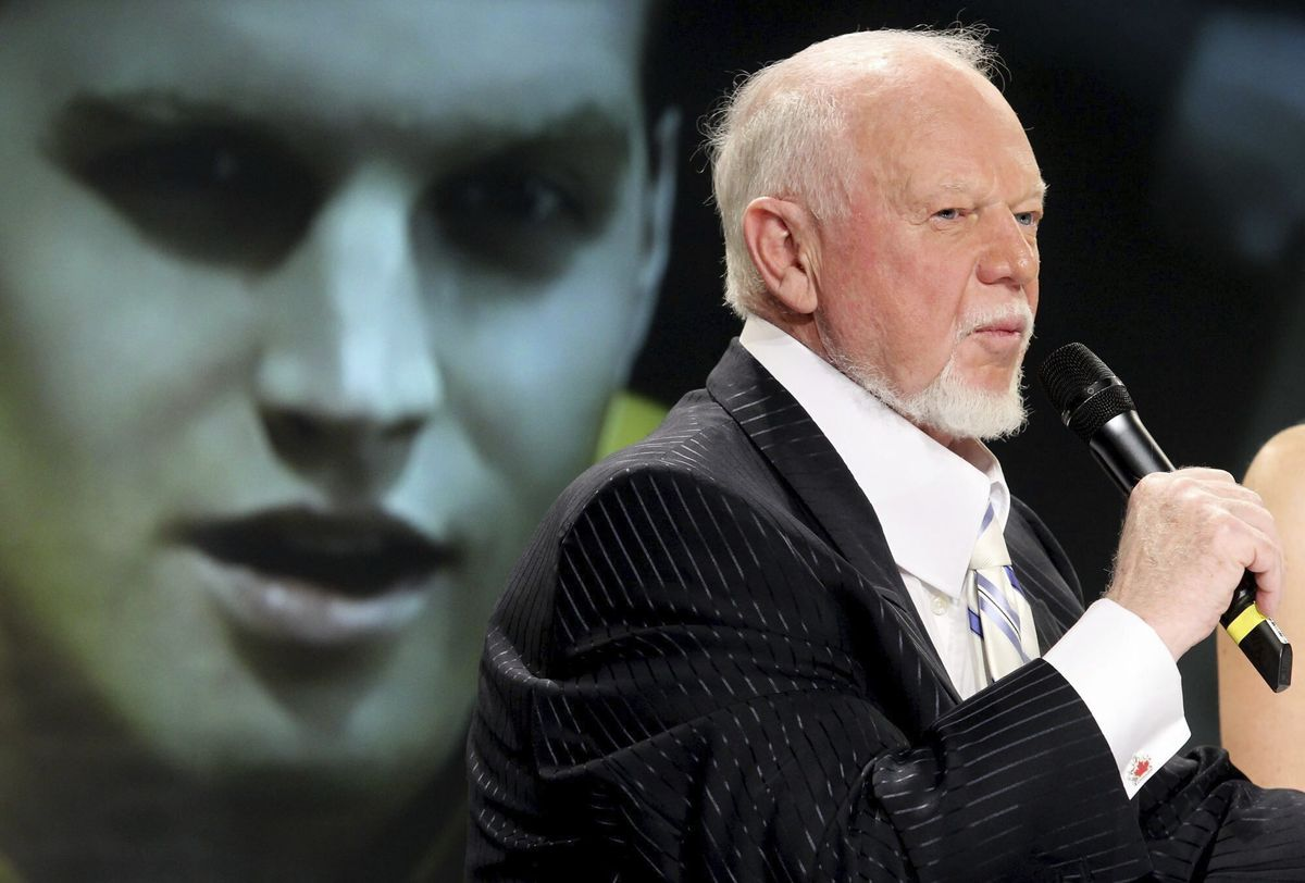 Don Cherry's downfall: He became more interested in his own opinions than hockey - The Globe and Mail