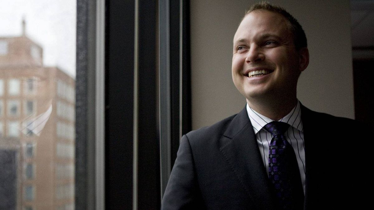 Jonathan Prothero, founder and chief executive officer of information technology staffing firm Tundra Technical, photographed at his office in Toronto on June 24, 2011.