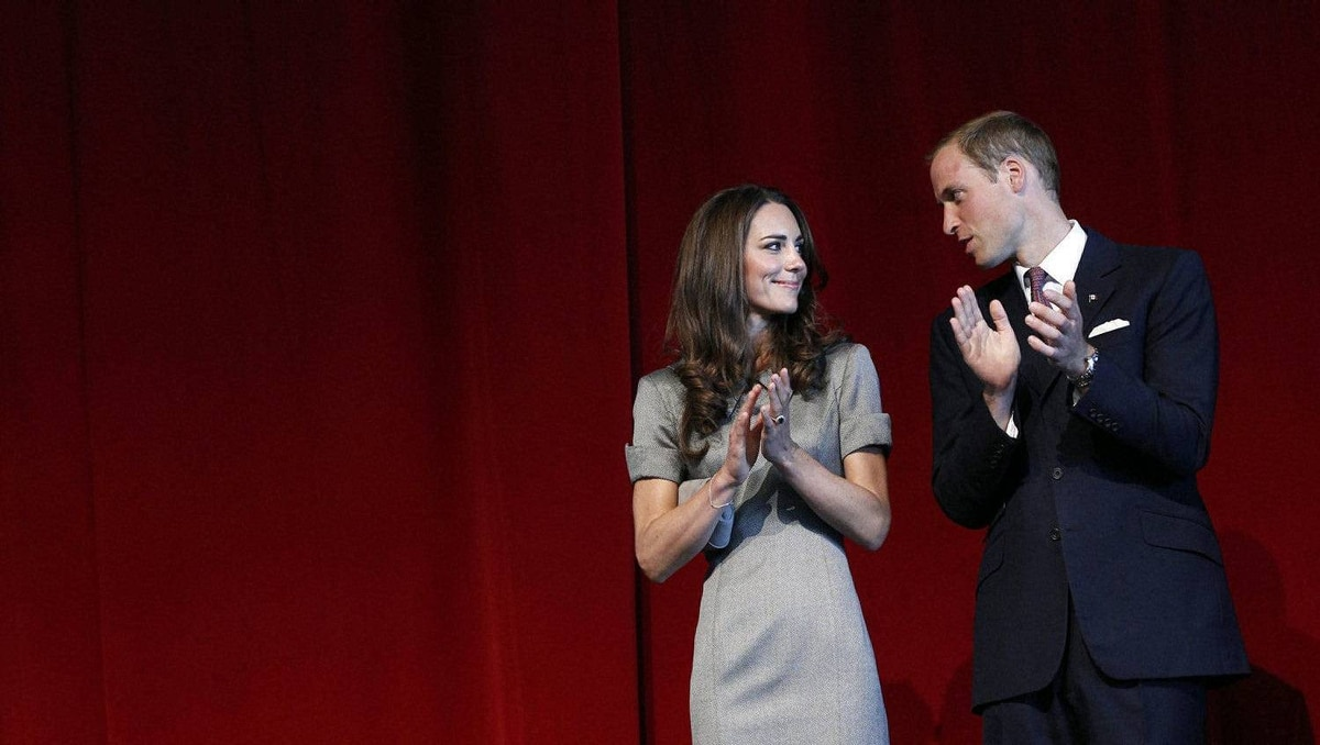 Prince William and his wife Catherine, Duchess of Cambridge, attend a reception at the Canadian War Museum in Ottawa July 2, 2011.