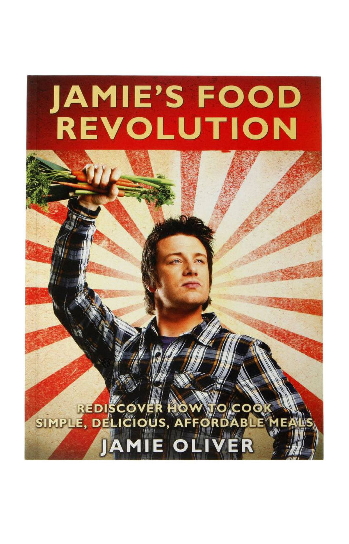 Jamie's Food Revolution: Rediscover How To Cook Simple, Delicious, Affordable Meals (Hyperion, paperback) One of the best-reviewed cookbooks of recent years, and little wonder, as Oliver uses the main thrust of recent TV series as its core value – good meals are easily and cheaply made. Well-illustrated and clearly written – with some anti-fast-food proselytizing - it has curry recipes that are highly recommended ($16.49 at amazon.ca)