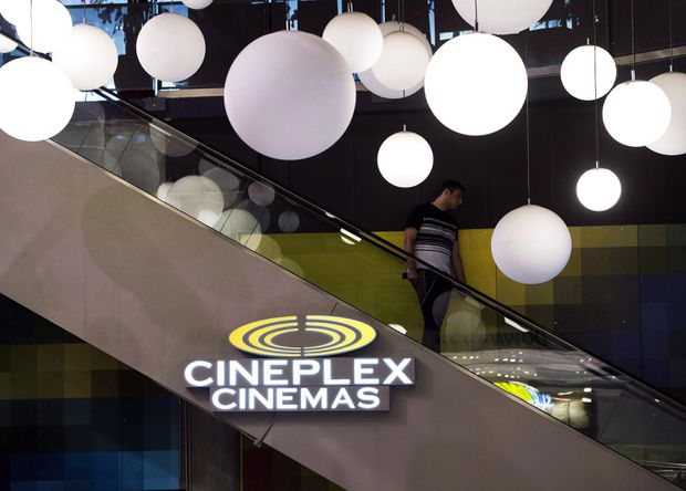 Cineplex laying off full-time employees amid 'small