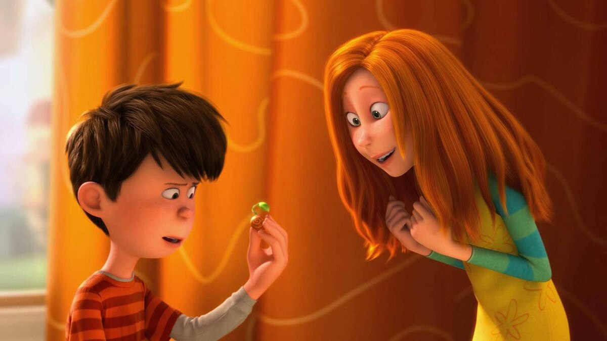 """A scene from """"Dr. Seuss' The Lorax"""""""