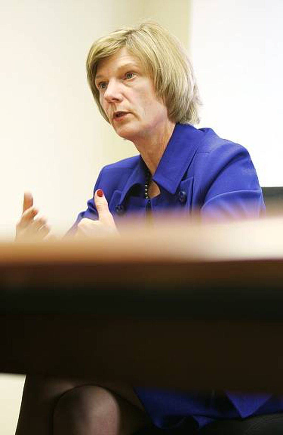 Sheridan Scott is the former Competition Bureau Commissioner who now works at Bennett Jones.