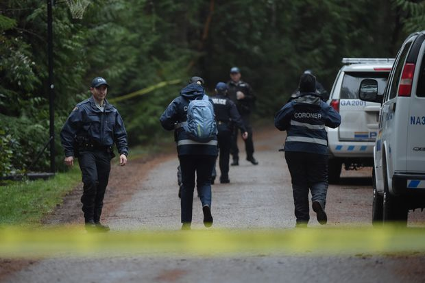 Investigators look to piece together cause of Gabriola Island plane crash as one victim is identified