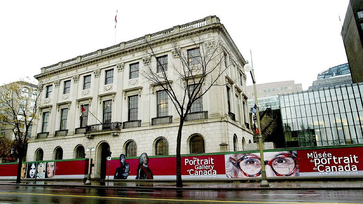 The long dream of a national portrait gallery to showcase Canada's famous faces is dead.