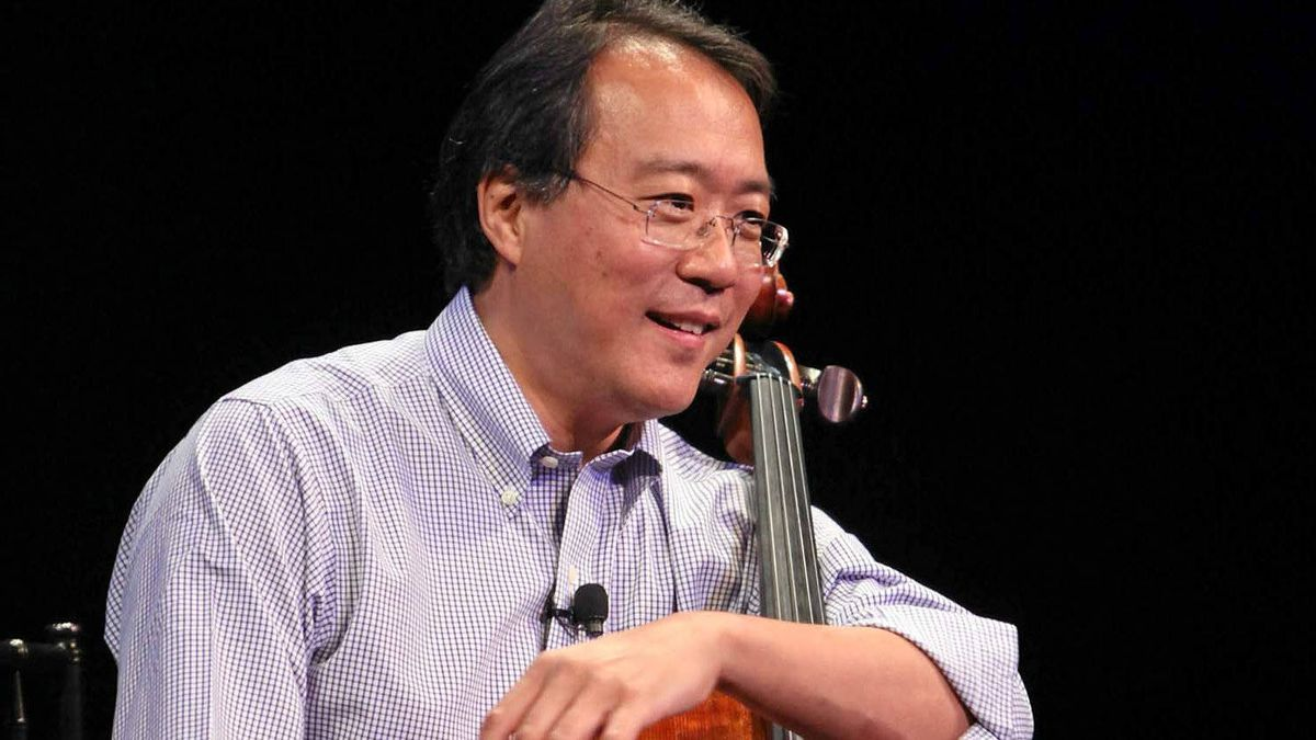Yo-Yo Ma performs at the 2010 New Yorker Festival on Oct. 2, 2010 in New York City.