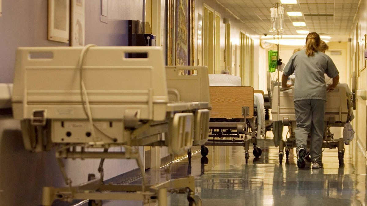 The Royal Victoria Hospital in Barrie, Ont., has one of the busiest emergency rooms in Ontario.
