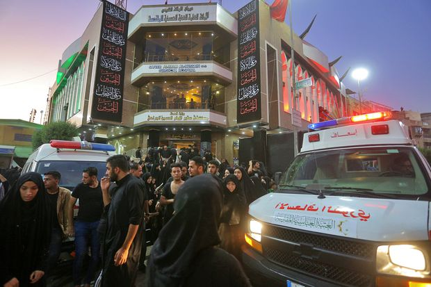 At least 31 people killed in stampede during Ashoura