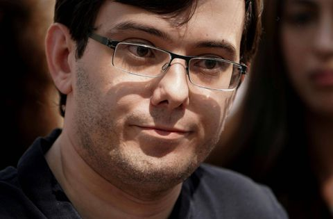 'Pharma Bro' Martin Shkreli Asks Judge for Leniancy in Sentencing