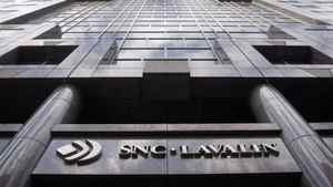 The Montreal headquarters of engineering giant SNC-Lavalin.