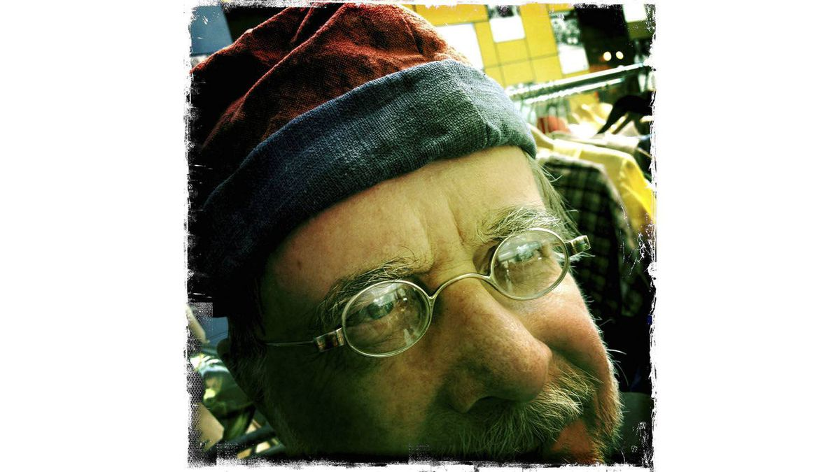 Joseph Lischka, of Fort Erie, Ont., is a merchant who specializes in antique eyewear.