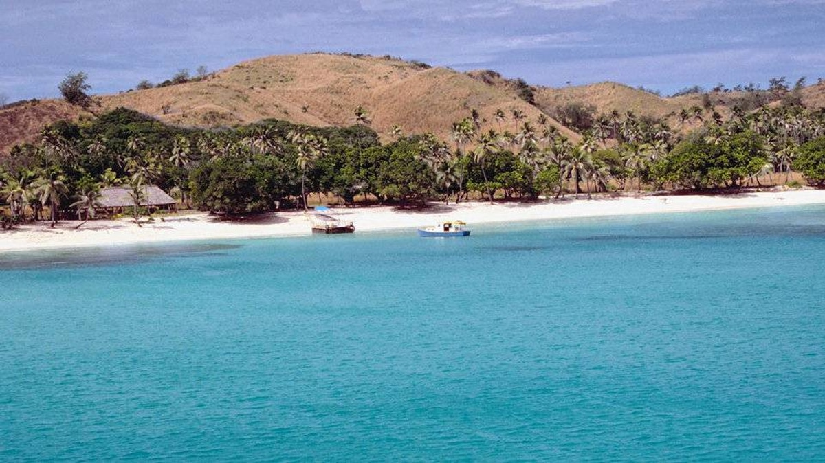 The Yasawa Islands are postcard pretty, but touched only lightly by tourism.