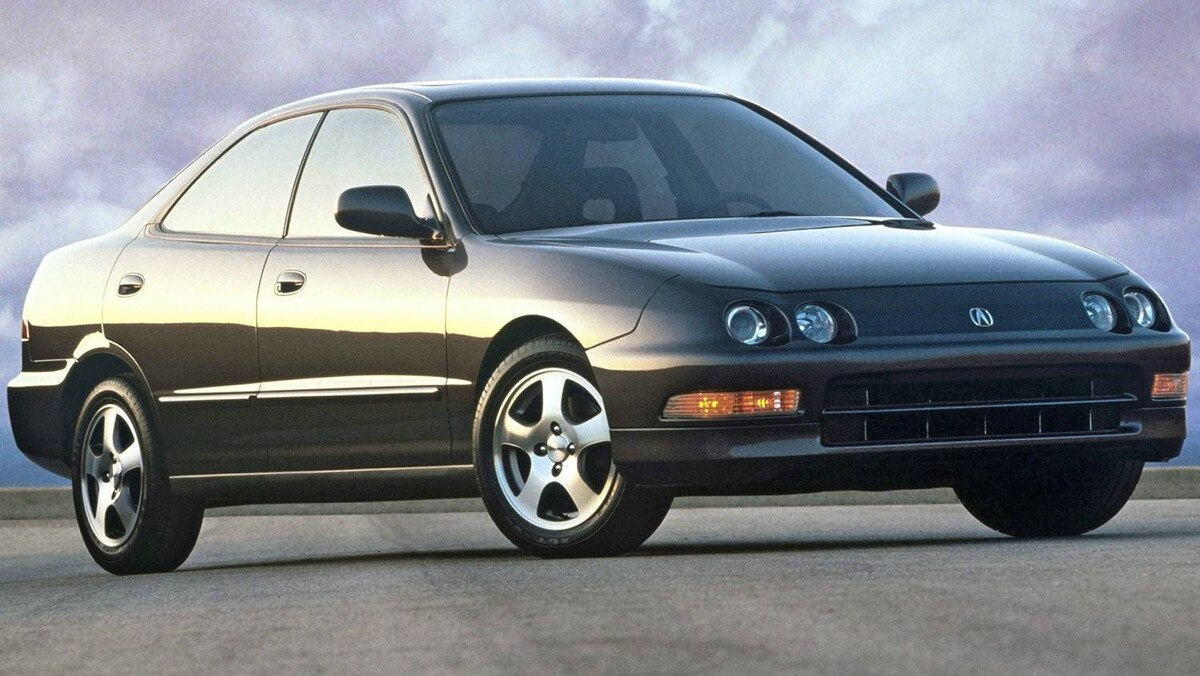 The 1994 Integra. The quintessential Integra, the Type R, topped Evo Magazine's list of the best front-wheel-drive cars of all time.