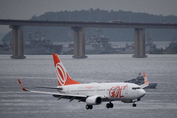 Brazil's GOL sees 737 Max flying by April, with compensation talks under way