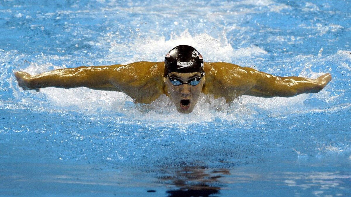 """Michael Phelps during the 14th FINA World Championships, in Shanghai, China, July 27, 2011. After winning a record eight gold medals in Beijing, the 26-year-old American is back for his final big splash before retirement. With a career total of 16 medals, Phelps needs just three more of any colour to become the most decorated Olympian in any sport. He's called his results over the past three years """"horrendous"""" but he was back in top form at last month's Indianapolis meet. U.S. teammate Ryan Lochte, who won five golds at the 2011 worlds, is Phelps' top rival."""