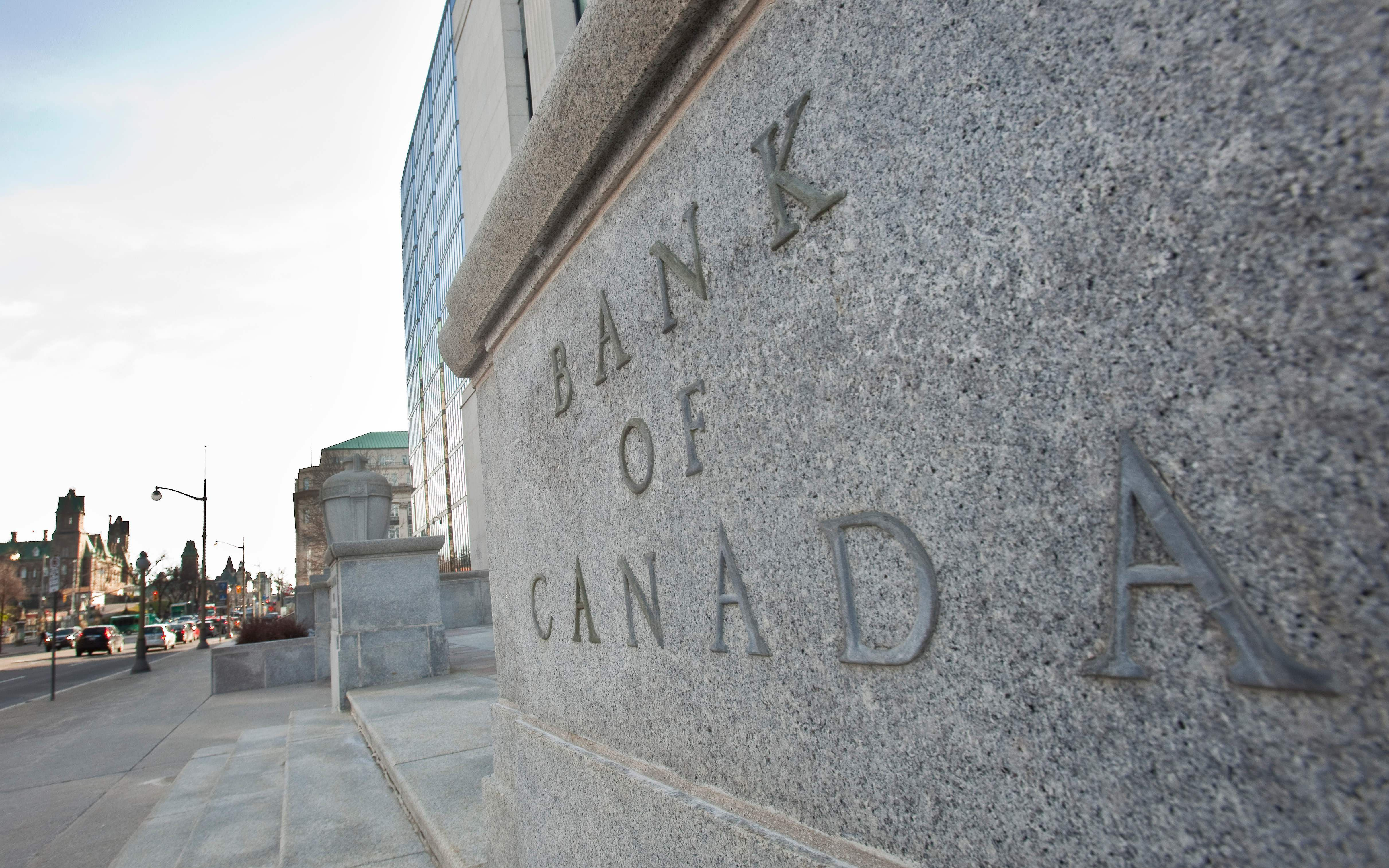 Bank of Canada to take control of key interest rate benchmark
