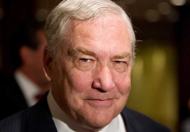 From the comments: 'Boy, do the rich ever look after themselves.' Readers disagree over Trump pardoning Conrad Black