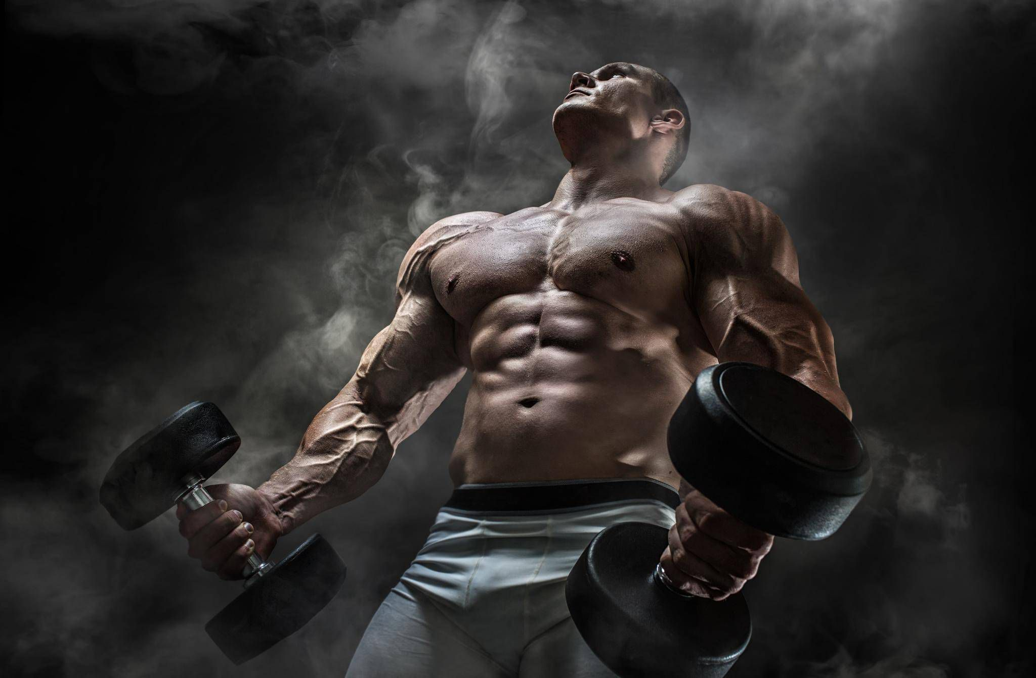 If You Want To Become A Muscle Bound Goliath Start In The Kitchen