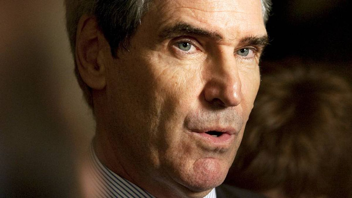 Liberal Party Leader Michael Ignatieff