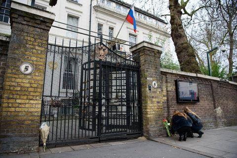 Turkey and Russia probe slaying of ambassador in Ankara gallery