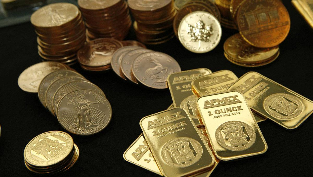 Gold dives 3 per cent in commodities rout