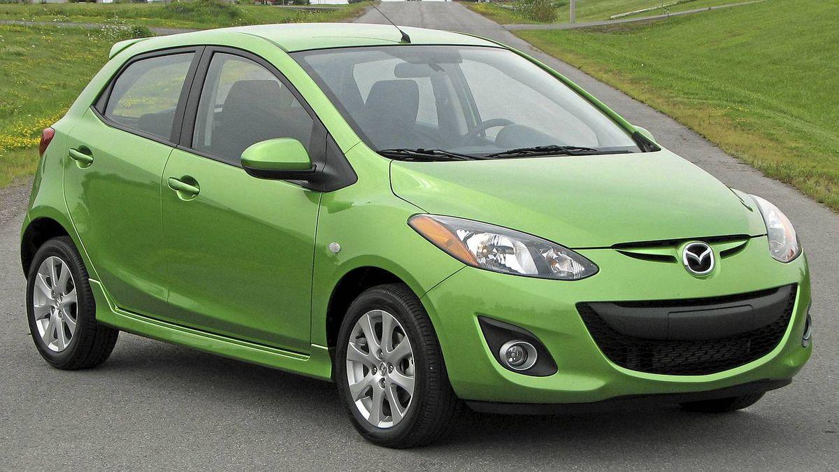2011 Mazda2 Credit: bob English for The Globe and Mail