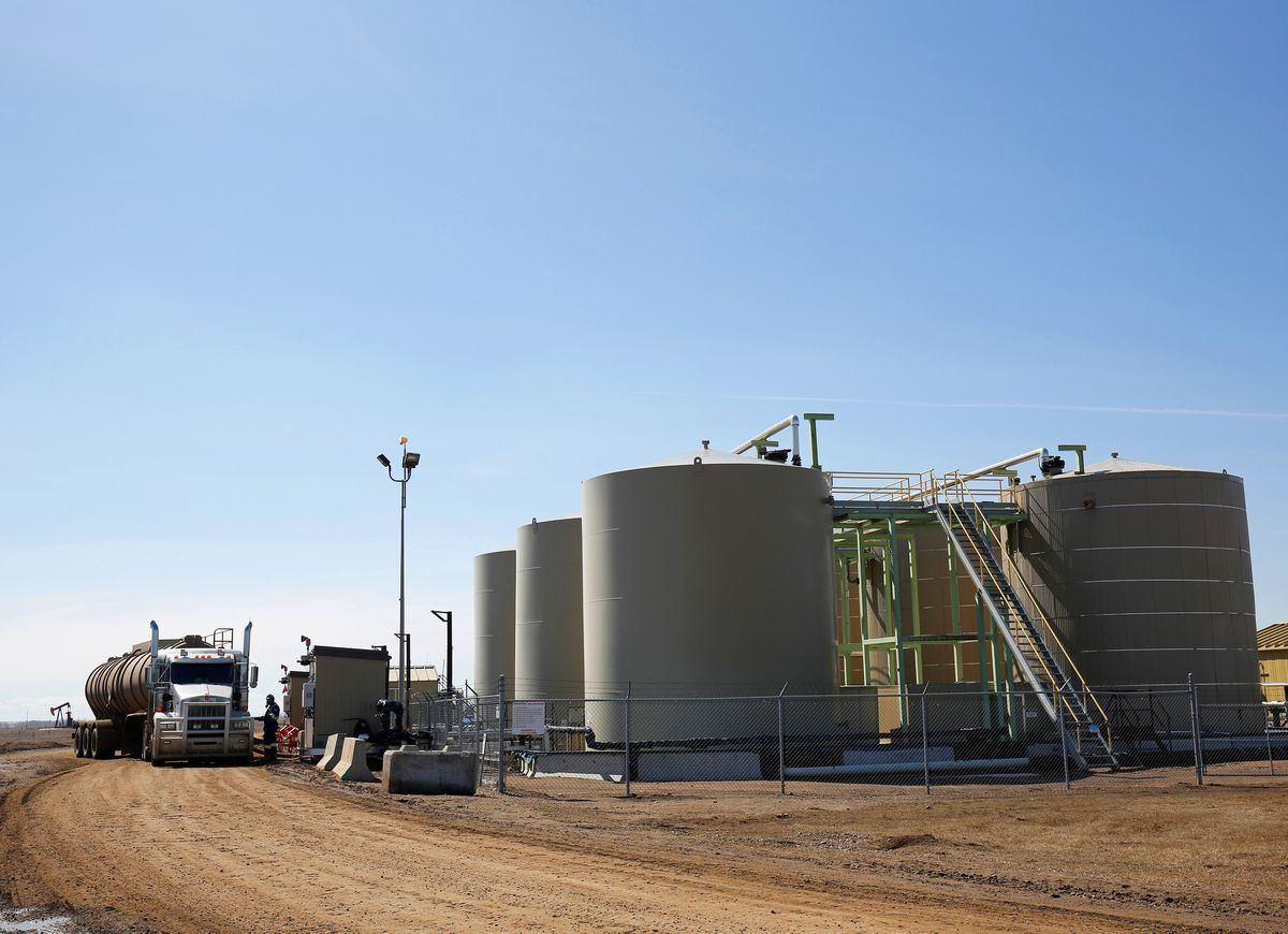 Alberta Oil Price Collapse Raises Fears Of Economic