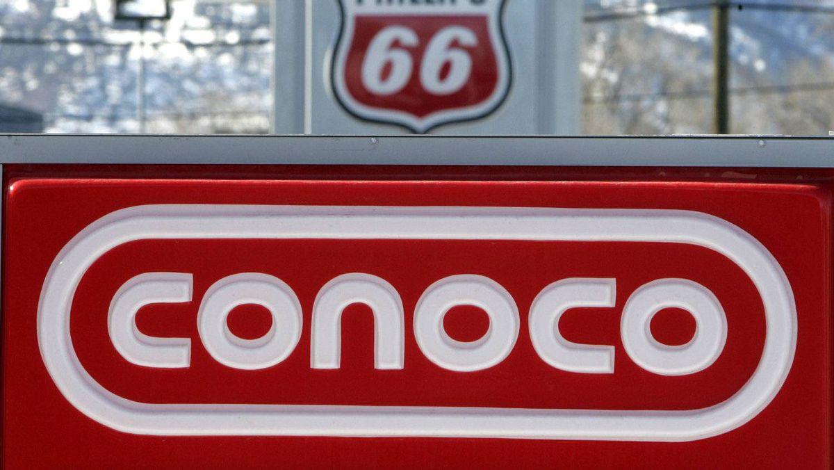 A ConocoPhillips gas station in Boulder, Colo.