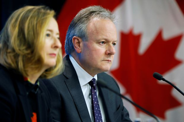 What it will take for Bank of Canada Governor Stephen Poloz to pull the trigger on a rate cut