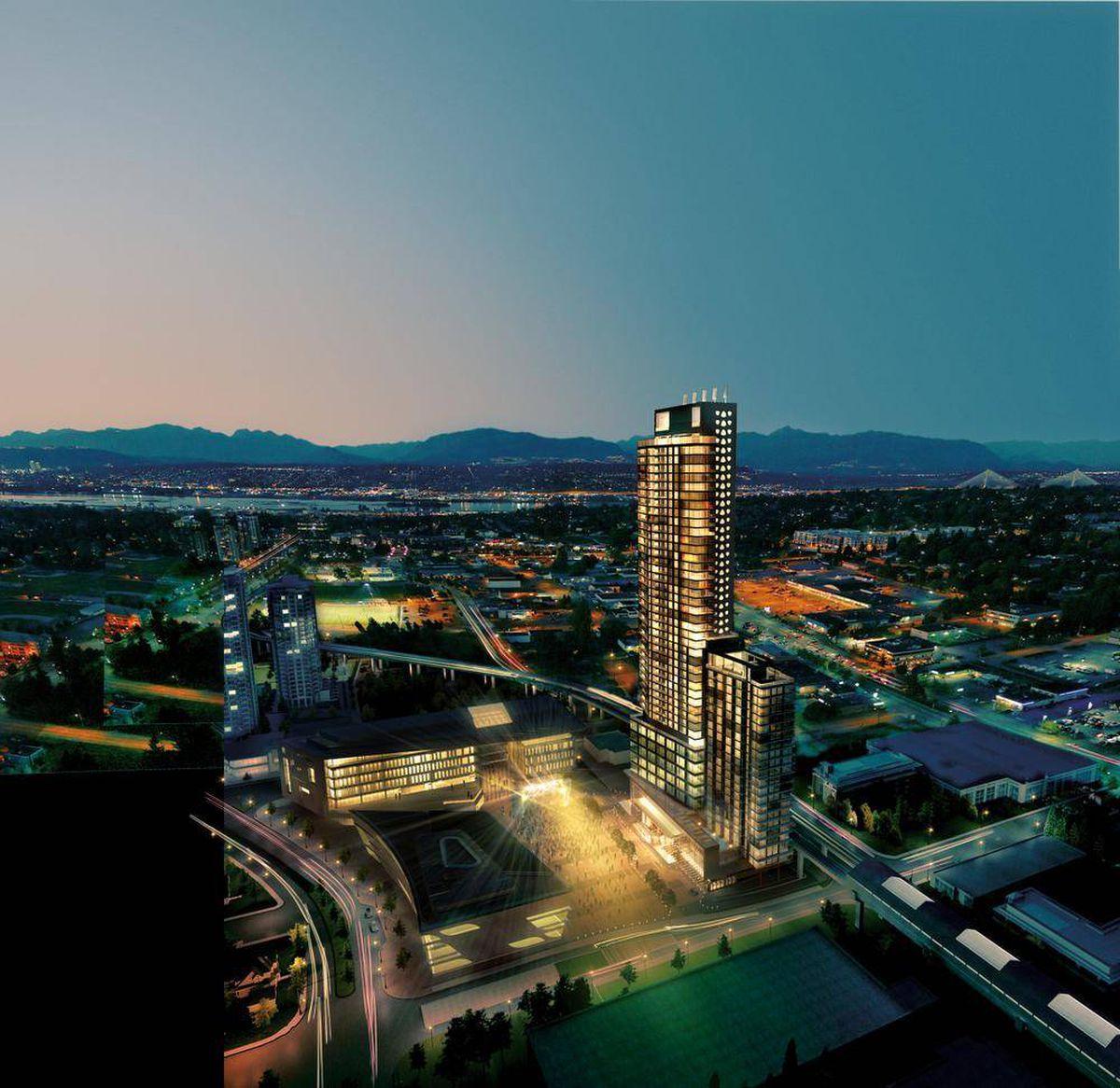 Surrey casino grand opening