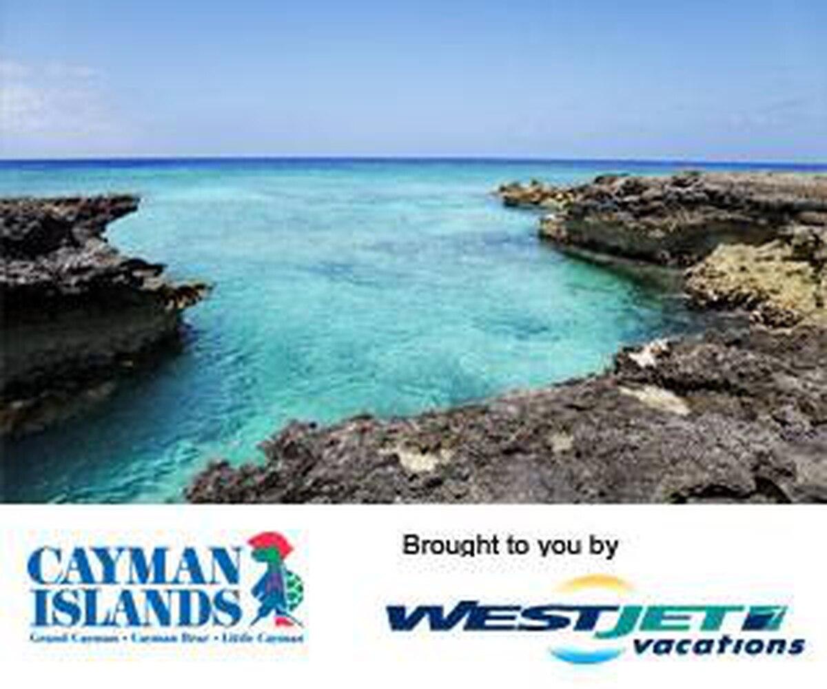 west jet cayman islands
