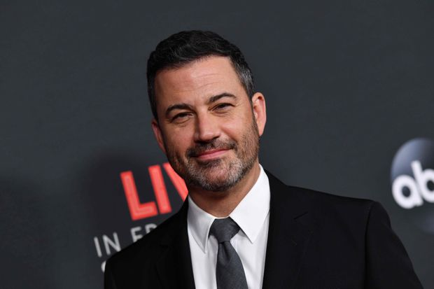 Comedian Jimmy Kimmel promises to visit Dildo, N.L., after being named 'honourary mayor'