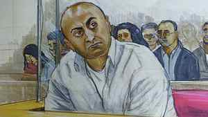 The second-degree murder trial of Mukhtiar Panghali shown here continues in B.C. Supreme Court, Nov, 2010.