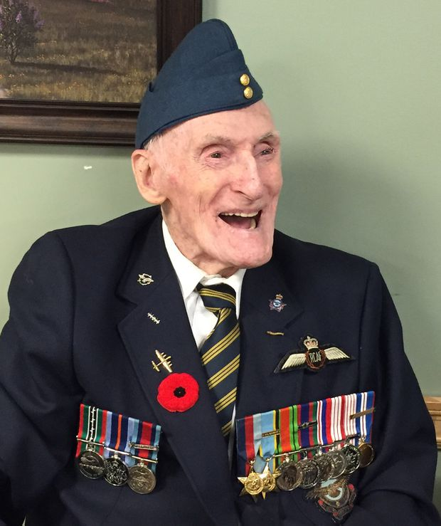 Veteran Mike Laffin vowed to serve the Cape Breton town that shaped his character