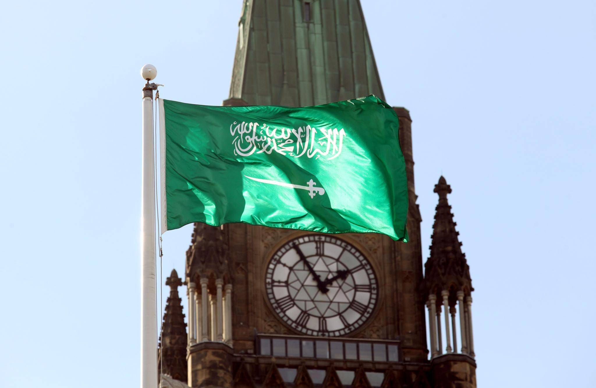 Saudi Arabia defends use of Canadian-made armoured vehicles against