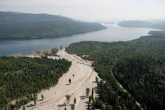 B C  approves building permit for underground Silvertip mine - The