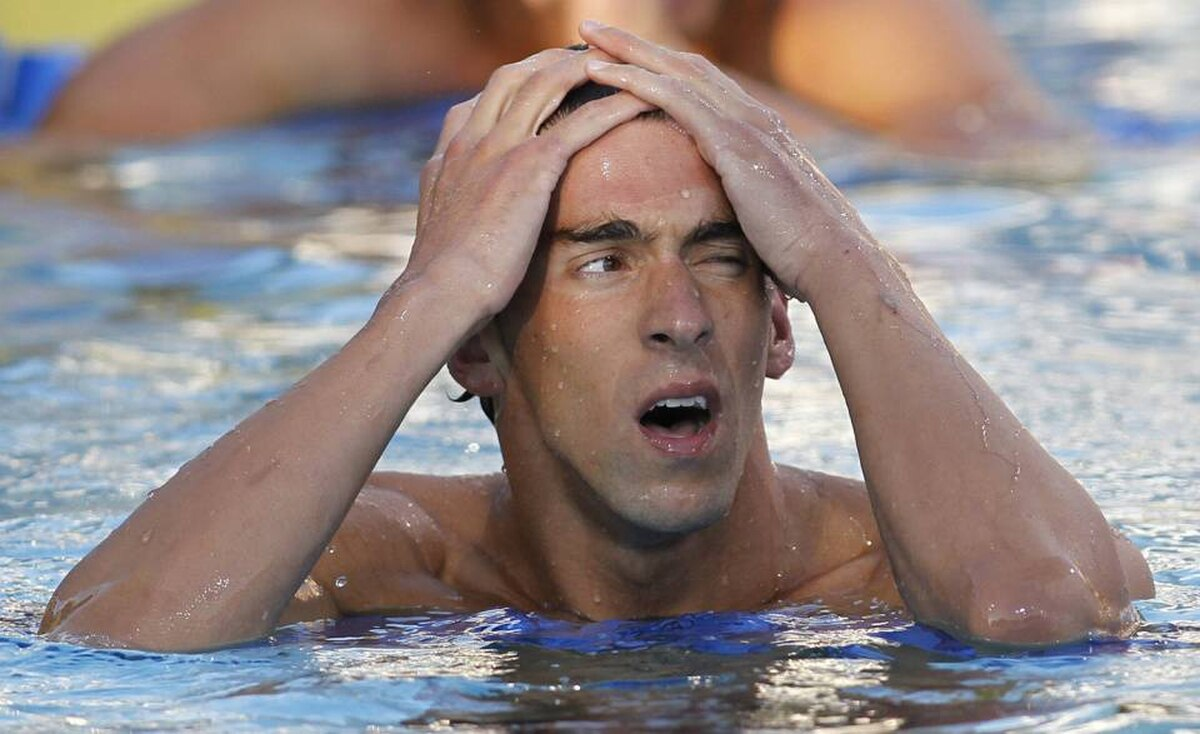 Michael Phelps is an American swimmer who has won 14 Olympic gold medals. After a photograph was leaked in 2009 by a British tabloid of Mr. Phelps using a bong to smoke marijuana, he was suspended by USA Swimming, and lost his endorsement contract with Kellogg?s.