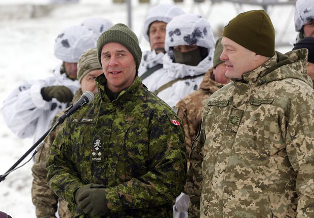 Turmoil continues at Canadian Armed Forces with appointment