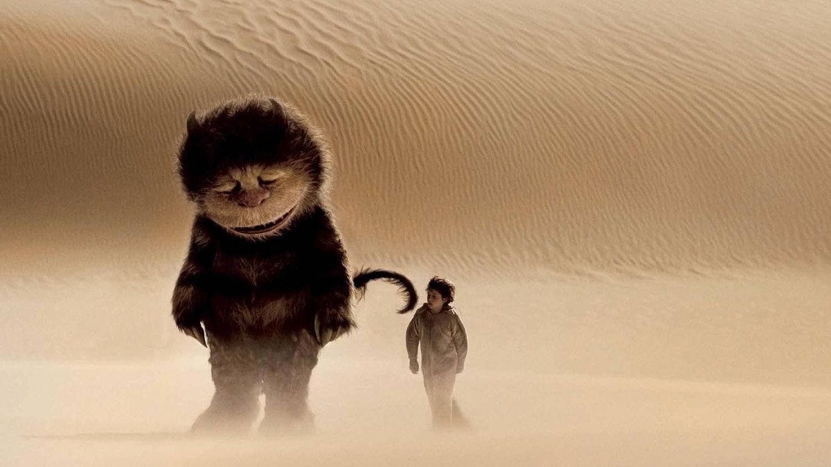 """In 2009, """"Where the Wild Things Are"""" was turned into a hit movie directed by Spike Jonze.;"""