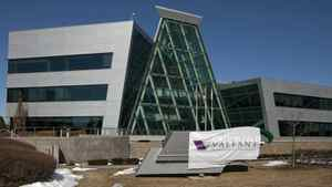 Valeant Pharmaceuticals International headquarters in Mississauga on Wednesday, March 30, 2011.