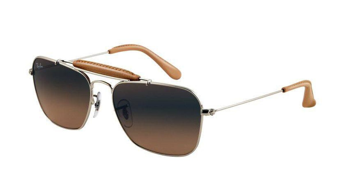 Send mom off on her next vacation in style. Wear it If the classic aviator is too much of a Top Gun throwback, check out Ray-Ban's newly updated Caravan sunglasses. A soft leather hand-stitched brow bar is a distinctive design touch, without adding weight to the already sleek frame. Even on slightly overcast days, its polarized crystal lenses work to enhance both the colour and contrast of objects within your sightline. $290.95. sunglasshut.com, ray-ban.com/canada