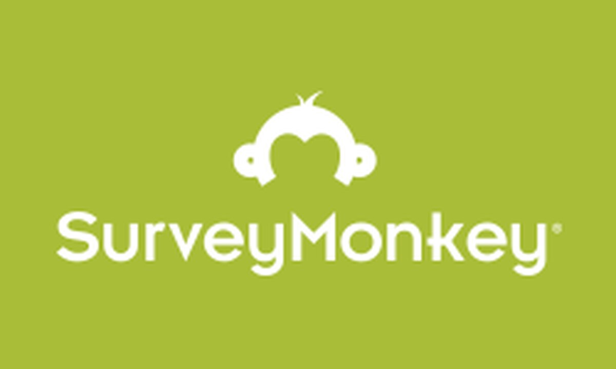 open this photo in gallery survey monkey logo