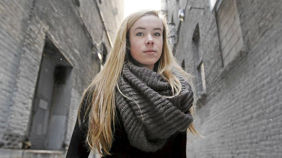 Hannah Taylor, 15, runs the Ladybug Foundation, which raises money to fight homelessness.