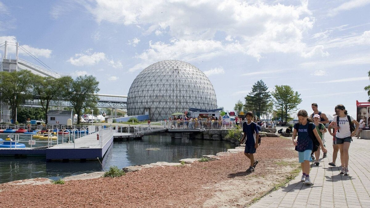 Ontario Place has been proposed as a potential location for a casino in Toronto.