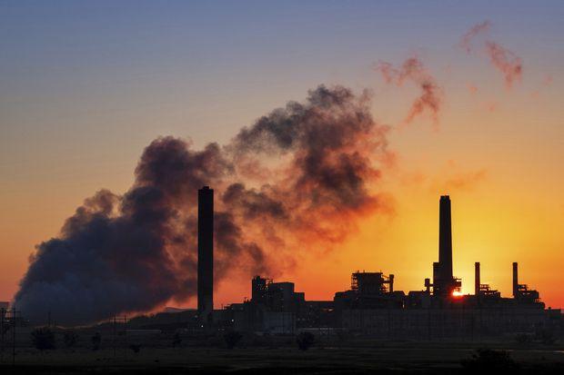 Trump administration eases Obama-era rule on coal pollution