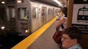 Torontto's TTC subway system