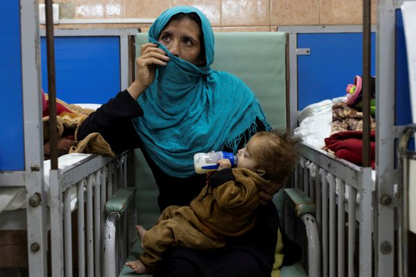 theglobeandmail.com - Afghanistan's population faces extreme hunger as collapsing economy, drought and conflict hamper access to food